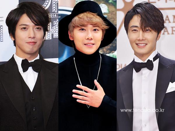 Yonghwa CNBLUE, Hongki FT Island, dan Jung Il Woo Akan Adu Lari di 'Running Man'!