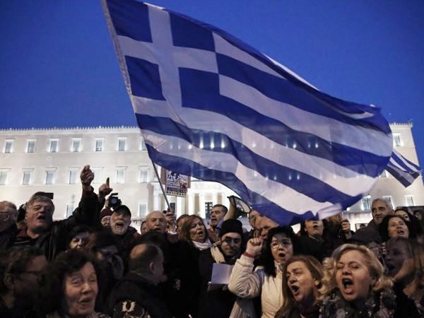 Diambang Kebangkrutan, Yunani Terancam Kembali Gunakan Mata Uang Drachma