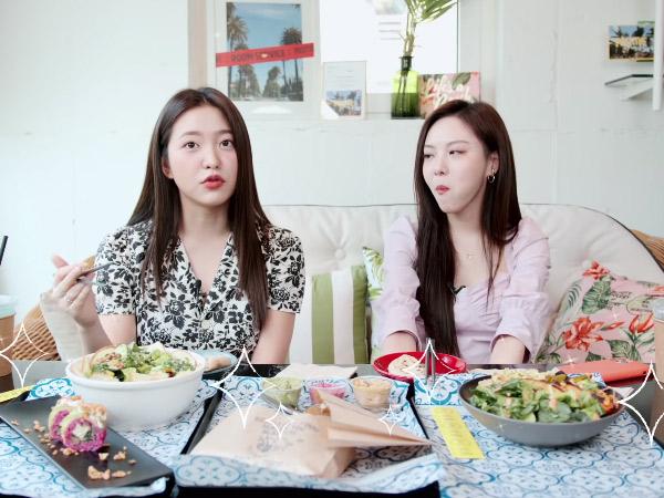 Beauty Grocery, Restoran Sehat dan Lezat Rekomendasi Yeri Red Velvet