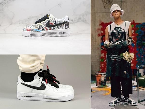 3 Hal yang Perlu Kamu Ketahui Tentang Sneakers Para Noise 2.0 Rancangan G-Dragon