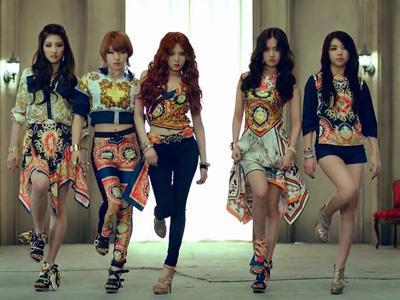 Showcase 4Minute Akan Diisi Oleh Penampilan Boyband Indonesia