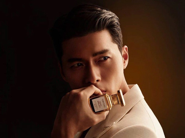 Hyun Bin Jadi Brand Ambassador Asia-Pasifik Pertama Tom Ford Beauty