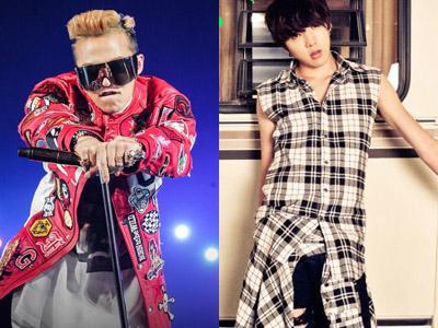 Tunjukkan Perhatian, G-Dragon Tulis Lagu untuk Kang Seung Yoon