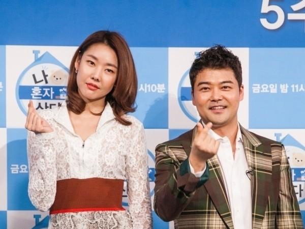 Putus, Jun Hyun Moo dan Han Hye Jin Kompak Hiatus dari Variety 'I Live Alone'