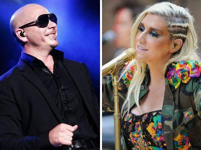 Pitbull Segera Rilis Single Kolaborasinya dengan Ke$ha!