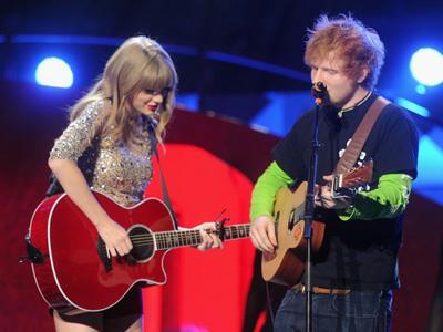 Apakah Taylor Swift Terlibat di Album Baru Ed Sheeran?
