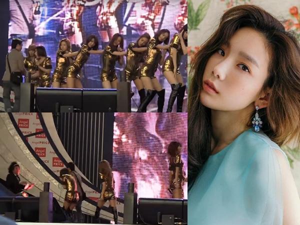 Ngerinya Insiden Taeyeon SNSD Nyaris Diculik oleh Sasaeng