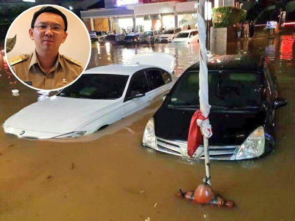 Sempat Banjir Parah, 500 Bangunan di Kemang Siap Digusur Oleh Ahok?