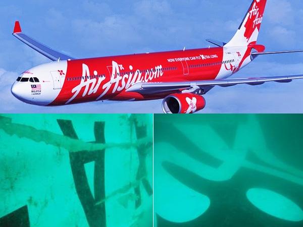 Bagian Ekor AirAsia Ditemukan, Penyelam Berusaha Angkat ke Permukaan