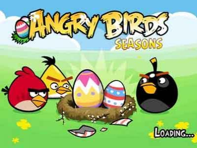 Rovio Siap Rilis Angry Birds Musim Semi