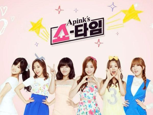 A Pink Tunjukkan Wajah Tanpa Makeup & Pakaian Renangnya di 'Showtime'!