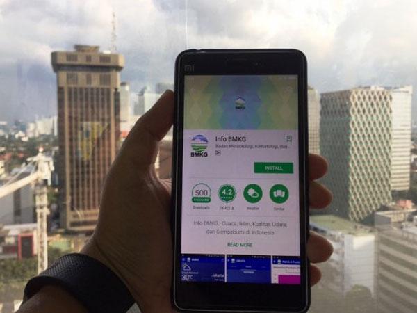 Aplikasi Ini Berikan Berbagai Informasi yang Cepat dan Akurat Terkait Gempa