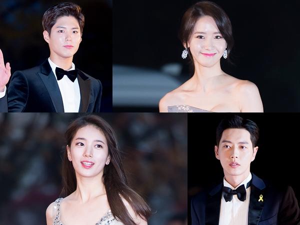 Aktor, Aktris, Hingga Atlet Olahraga, Berikut Daftar Pemenang '2016 Asia Artist Awards'!