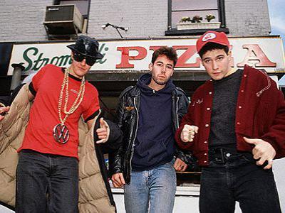 Penjualan Album Beastie Boys Laris Manis