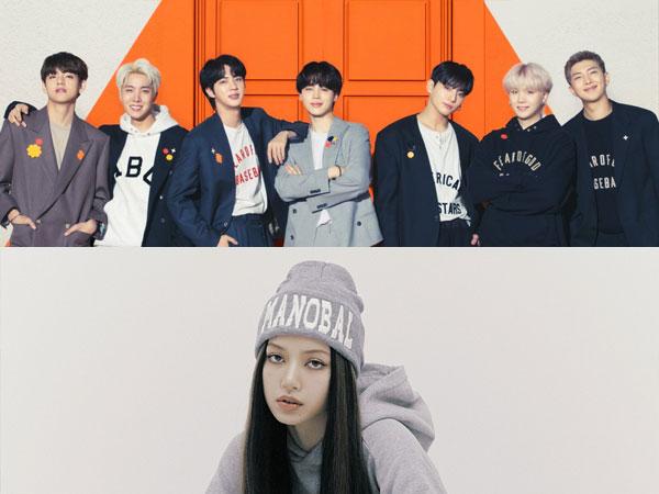 BTS dan Lisa BLACKPINK Pimpin Chart Baru Billboard Hot Trending Songs