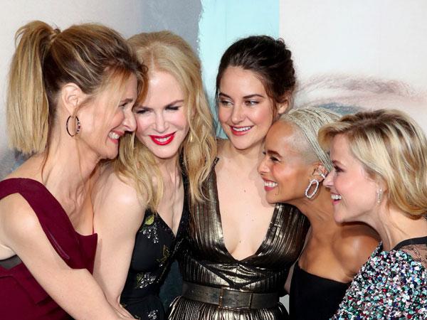 Serial TV Primadona Ajang Penghargaan, 'Big Little Lies' Akan Kembali Dengan Season Kedua!