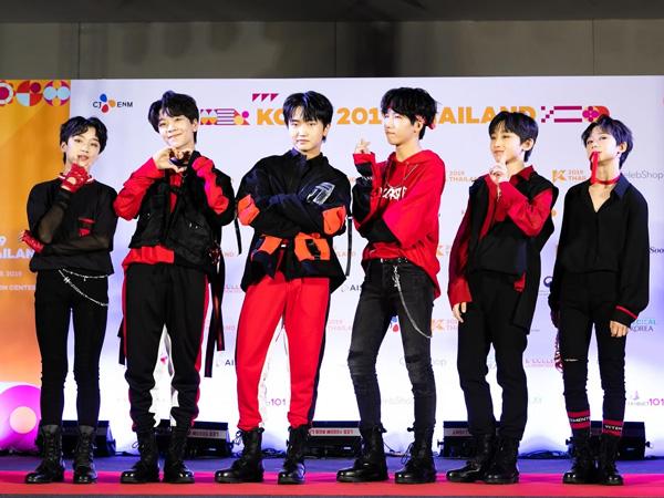 Boy Group Cina Asuhan JYP Entertainment Tuai Beragam Komentar Usai Tampil KCON Thailand
