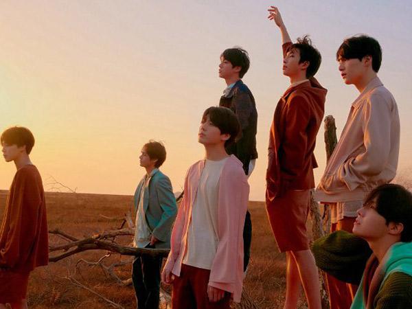 Fenomena BTS yang Sukses Buat Buku 'Into the Magic Shop' Laris Manis Terjual