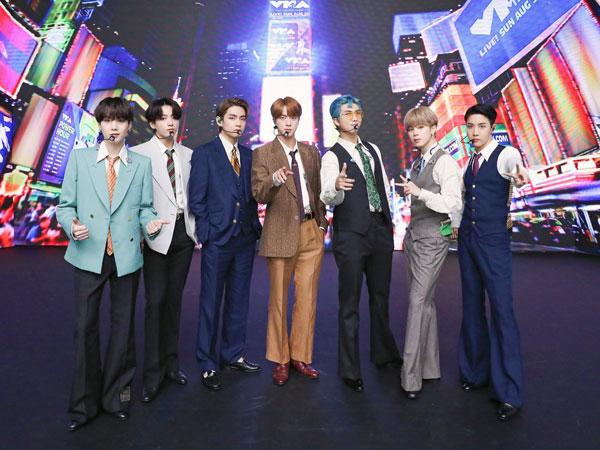 BTS Sapu Bersih Penghargaan MTV Video Music Awards 2020