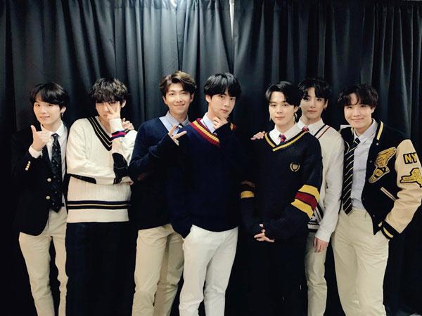 Pecahkan Rekor Sendiri, Album Baru BTS Sudah Dipesan Lebih dari 1,4 Juta Kopi