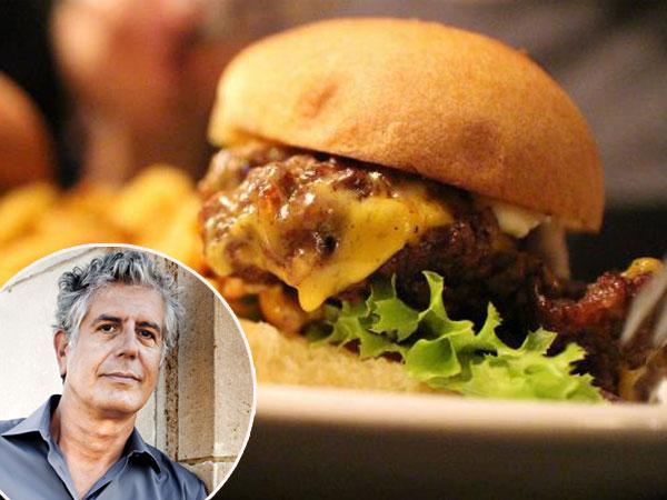 Warisan Mendiang Chef Legendaris Anthony Bourdain: Kriteria Burger Enak Cuma Butuh 3 Syarat!
