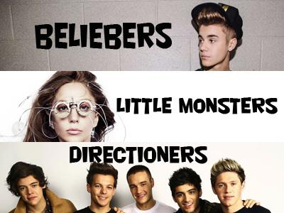 Directioners, Beliebers dan Little Monsters Juga akan 'Diadu' di MTV EMA 2013!