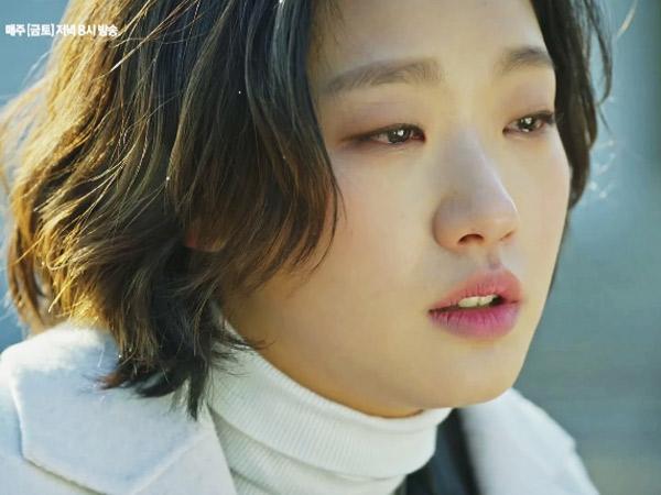 Kehilangan Arah Hidup, Kim Go Eun Jadi Depresi di Episode Terbaru Drama 'Goblin'