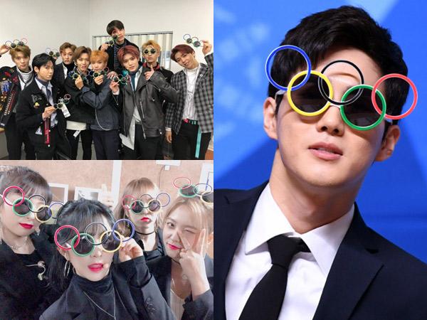 Viral, Kacamata Ikonik Olimpiade Pyeongchang 2018 Favorit Atlit Hingga Idola K-Pop