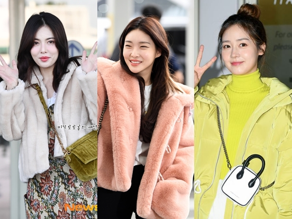 Tetap Stylish Liburan Musim Dingin Ala Airport Fashion Seleb Korea Ini