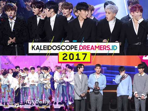 Sederet Idola K-Pop yang Akhirnya Raih Predikat '1st Win' di Tahun 2017!