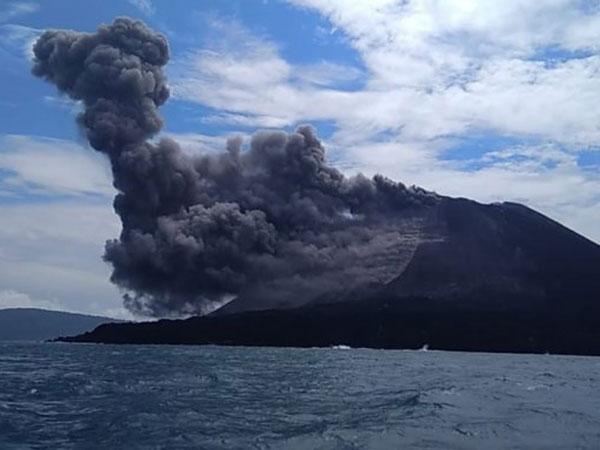 Gunung Anak Krakatau Erupsi, Bagaimana Kemungkinan Letusan Besar Seperti Tahun 1883?