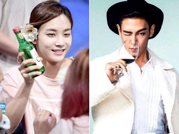 Tak Mudah Mabuk, Sederet Idola K-Pop Ini Punya Kadar Toleransi Alkohol Tinggi! (Part 1)