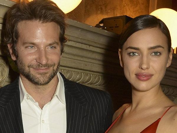 Pamer Cincin Mewah Bertabur Berlian, Irina Shayk Resmi Tunangan dengan Bradley Cooper?