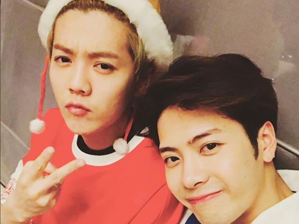 Ketemu di 'Running Man' Versi Tiongkok, Akrabnya Jackson GOT7 dengan Luhan Eks EXO!