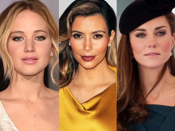 Jennifer Lawrence Sandingkan Popularitas Putra Kim Kardashian dengan Putri Kate Middleton