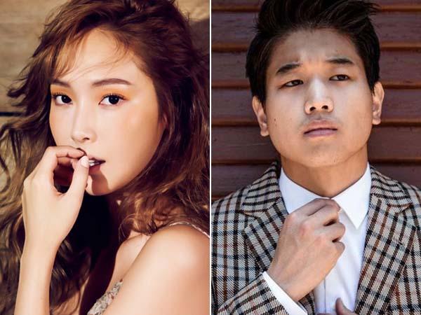 Jessica Jung dan Aktor Maze Runner Ini Siap Dipasangkan di Proyek film Pendek Hotel JW Marriot!