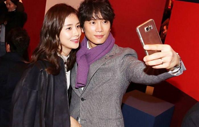 Imutnya Hadiah Spesial dari Lee Bo Young Untuk Ulang Tahun Ji Sung