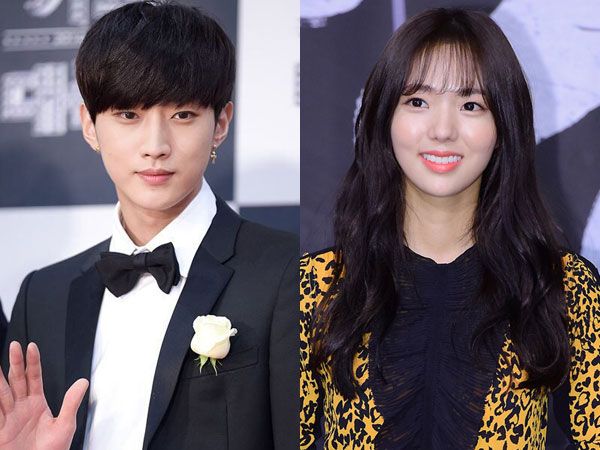 Jinyoung B1A4 dan Chae Soo Bin Dipastikan Reunian di Drama Pendek Milik KBS
