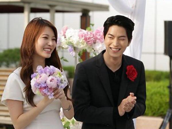 Serunya Pasangan Pengantin Baru 'We Got Married' Tantang Bungee Jumping!