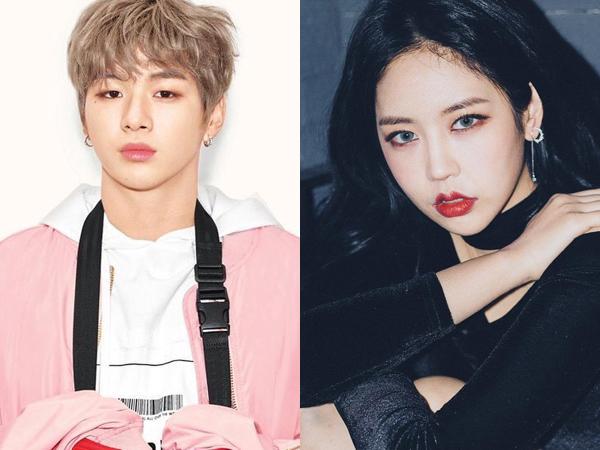 Agensi Wanna One Angkat Bicara Soal Rumor Pacaran Kang Daniel dan Yook Ji Dam