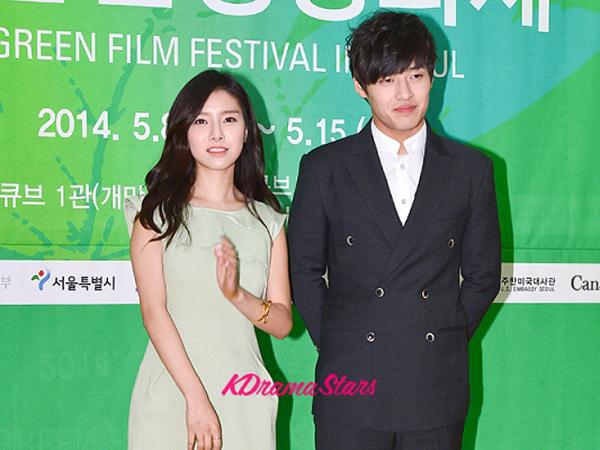 Kang Ha Neul Luruskan Rumor Hubungan Asmaranya dengan Kim So Eun