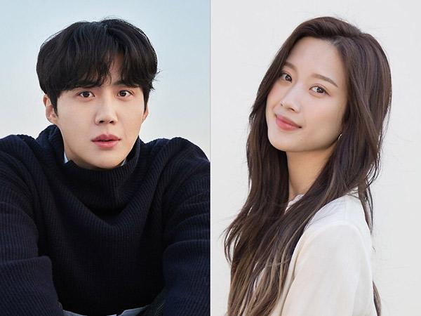 Kim Seon Ho Digaet Jadi Lawan Main Moon Ga Young di Drama Romantis tvN