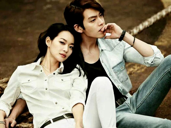 Kim Woo Bin dan Shin Min Ah Terlihat Kencan Manis di Kawasan Gangnam