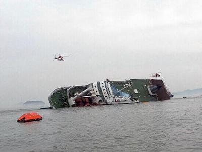 Kapal Feri Berisi 300 Siswa Tenggelam Saat Hendak Menuju Pulau Jeju, Korea Selatan