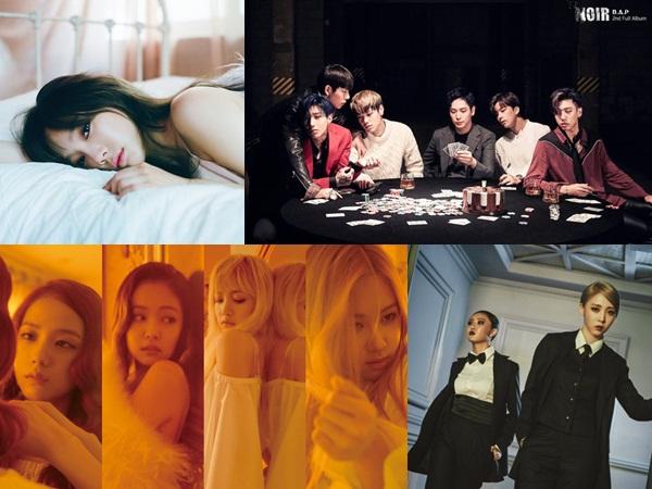 Sudah Tentukan Tanggal, Berikut Idola K-Pop yang Bakal Comeback di November!