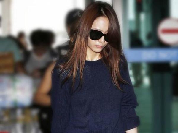 Dress Like Your Idol: Airport Fashion Chic & Casual A la Krystal f(x)