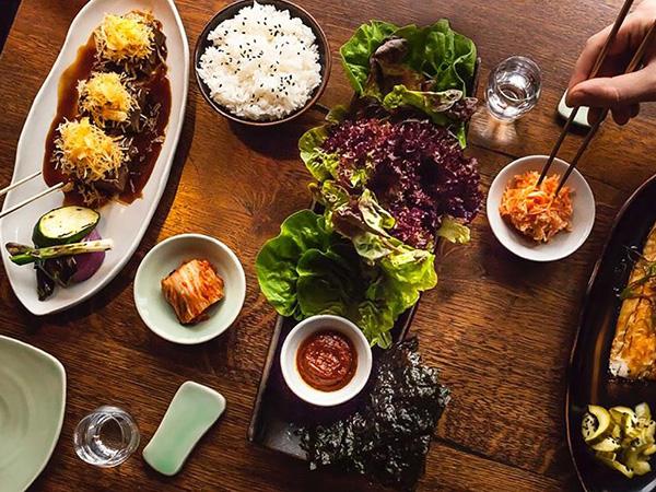 5 Makanan Unik yang Jadi Favorit Orang Korea Selatan