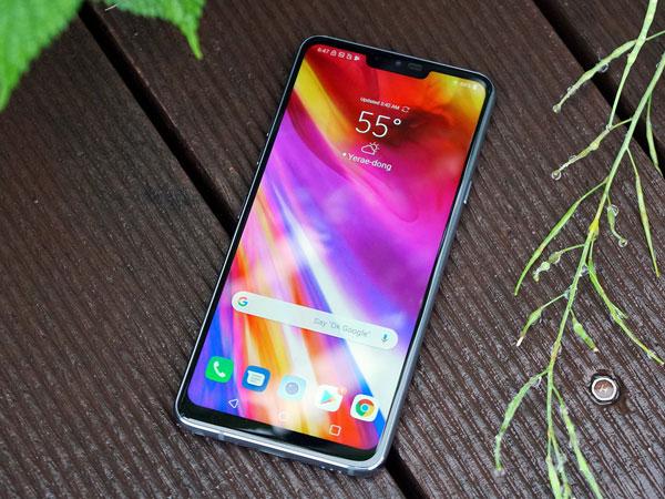 G7 ThinQ Pakai Poni Mirip iPhone X, LG: Kami Rencanakan Lebih Dulu Daripada Apple