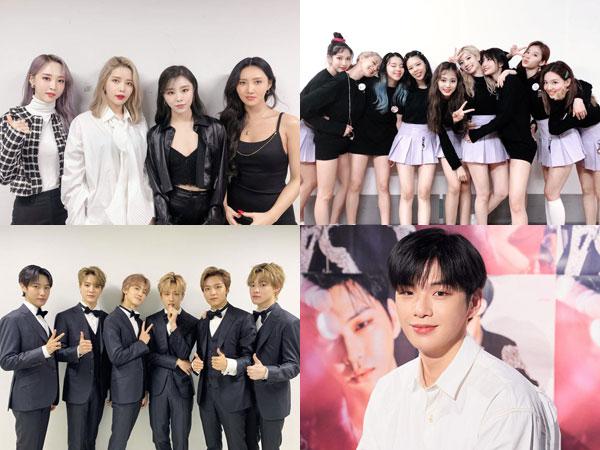 TWICE, NCT Dream, hingga Kang Daniel Akan Meriahkan Soribada Best K-Music Awards 2020