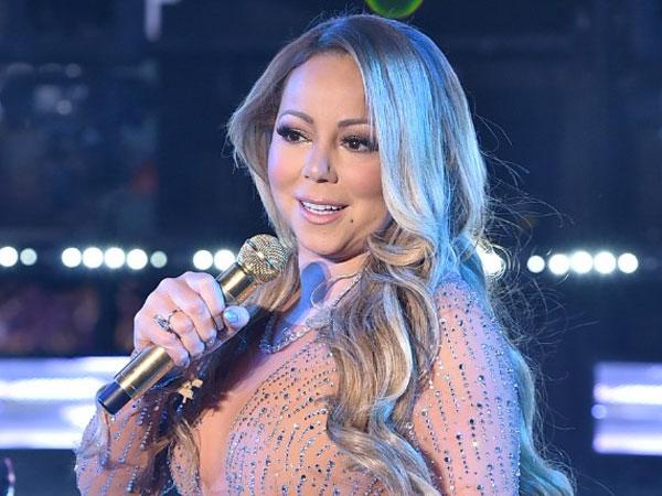 Bikin Heboh, Penyanyi Bersuara Emas Mariah Carey Ketahuan Lipsync di Malam Tahun Baru!
